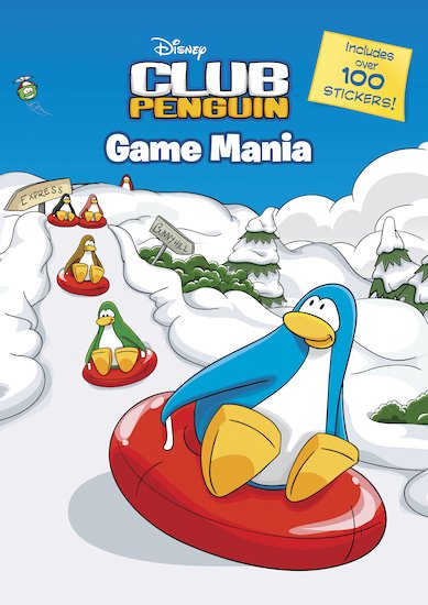 club penguin online books to read free