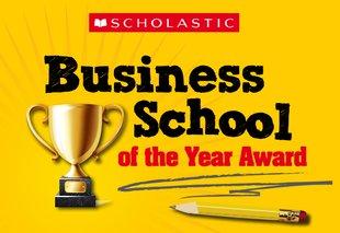 Scholastic Business School - award