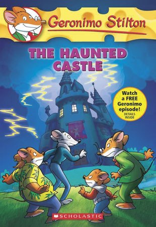 Geronimo stilton the haunted castle