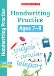 Scholastic English Skills: Handwriting Workbook (Years 3-4) x 30