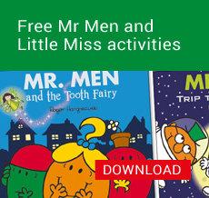Free Mr Men activities