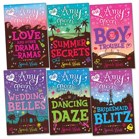 Ask amy green pack scholastic shop