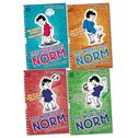 World of Norm Pack x 4