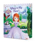 Sofia the First: Where is My Tiara?