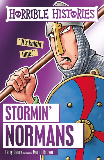Stormin' Normans - Terry Deary