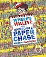 Where&#x27;s Wally? The Incredible Paper Chase