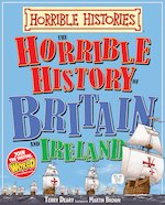 Horrible History of Britain and Ireland cover image