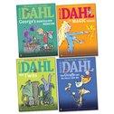 Roald Dahl Colour Editions Pack x 4