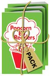 Popcorn Readers: Level 2 Book Pack