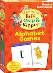 Read with Biff, Chip and Kipper: Alphabet Games