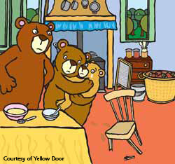Goldilocks And The Three Bears Plot | RM.