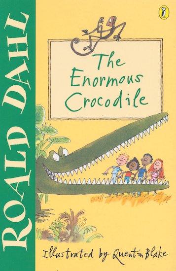 The Enormous Crocodile - Scholastic Kids' Club
