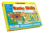 Basic Skills Learning Games: Beginning Sounds