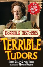 Terrible Tudors (TV tie-in edition)