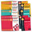 Scholastic English Skills: Grammar and Punctuation/Handwriting/Comprehension Years 5-6 Pack x 155