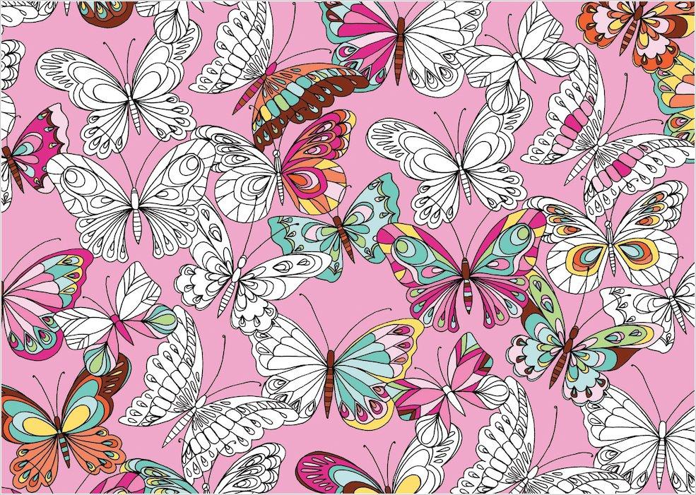 Pretty Patterns Colouring Book : Zsazsa bellagio like no other pretty stuff