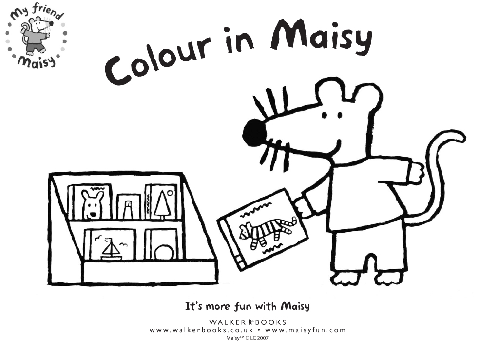 Maisy Mouse Toys