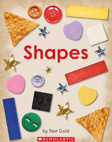 Guided Readers: Shapes x 6