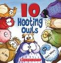 10 Hooting Owls
