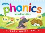 Phonics Word Families Flip Chart
