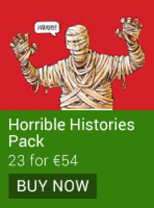 Horrible Histories Pack