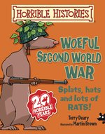 Woeful Second World War cover image