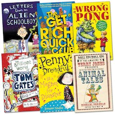 Roald Dahl Funny Prize: Shortlist Pack