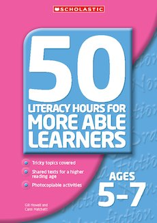 50 Literacy Hours for More Able Learners