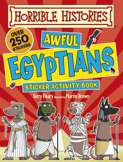 Awful Egyptians - Martin Brown