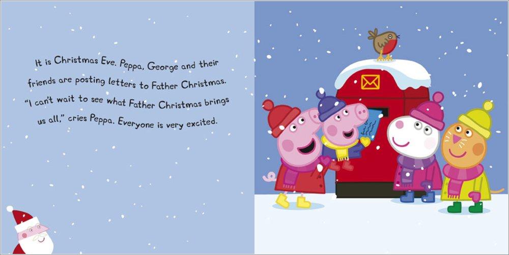 Peppa Pig Peppa S Christmas Scholastic Kids Club