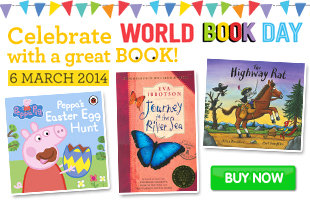 Celebrate World Book Day with a great book!