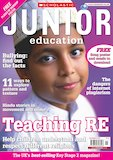 Junior Education November 2006