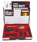 Spy Master Briefcase