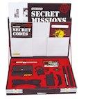Spy Master Briefcase