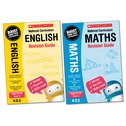 National Curriculum English and Maths Revision Guides Year 5 Pair
