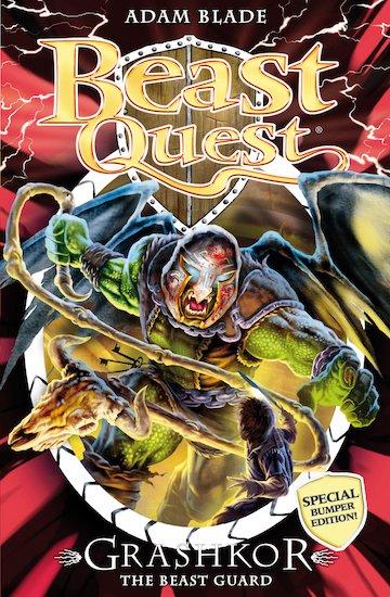 Beast quest special 9 grashkor the beast guard scholastic kids