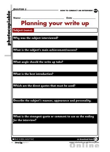 ... planning grid – FREE Primary KS2 teaching resource - Scholastic