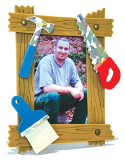 Craft Ideas Picture Frames on Scholastic Co Uk Assets A A1 99 Simple Crafts Picture Frame 660 Jpg