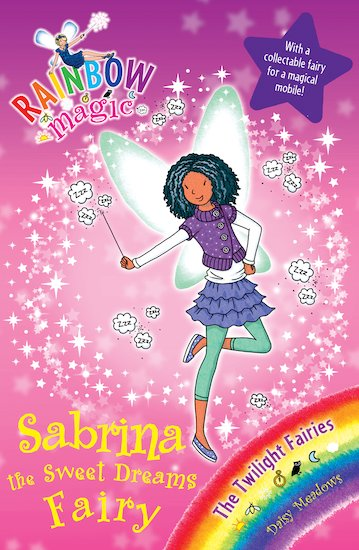rainbow magic twilight fairies 98 sabrina the sweet dreams fairy scholastic book club. Black Bedroom Furniture Sets. Home Design Ideas