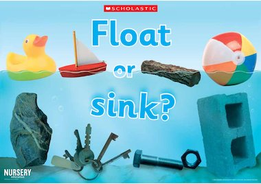 child understanding of floating and sinking theory Allison andrews search this site table of contents  and theories pertaining to the physical setting and living environment and recognize the  sink or float .