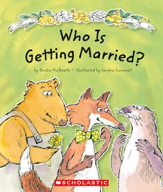 Guided Readers: Who Is Getting Married? x 6