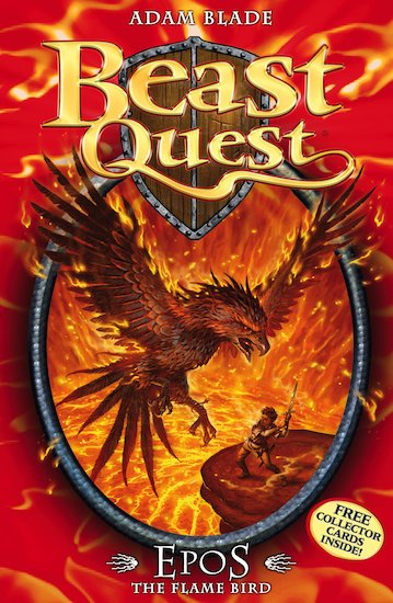 Beast Quest Series 1 #6: Epos the Flame Bird - Scholastic Kids' Club: clubs-kids.scholastic.co.uk/products/21517