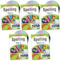 Scholastic Literacy Skills: Spelling Set