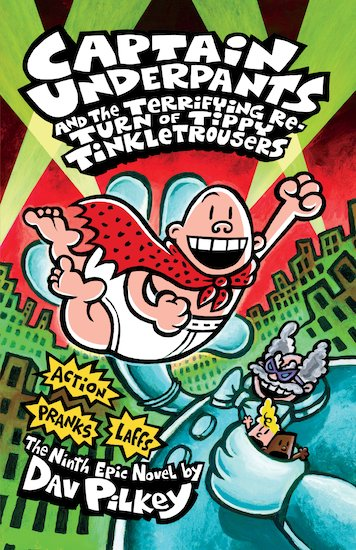 Captain Underpants Professor Poopypants