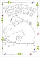 hubless douglas coloring pages - photo#4