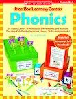 Shoe Box Learning Centers: Phonics