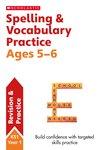 Scholastic English Skills: Spelling and Vocabulary Workbook (Year 1) x 6