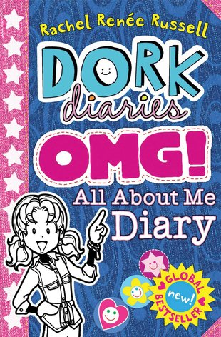 Dork diaries omg all about me diary pdf