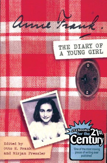 Anne Frank The Diary Of A Young Girl Scholastic Book Club