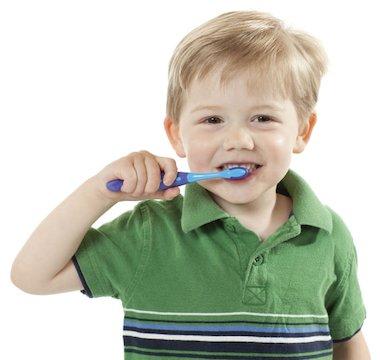 teeth brushing machine